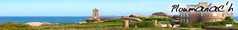 Ploumanac'h et ses rochers roses sur Couleurs Bretagne - 10-130