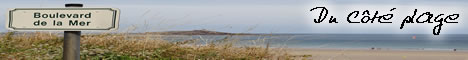Un petit tour côté plage sur Couleurs Bretagne - 10-110