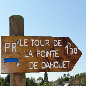 Les couleurs de Bretagne sur le chemin du port Dahouët - Bretagne 22370 - couleursdebretagne.fr
