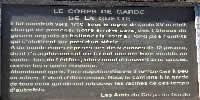 Couleurs de Bretagne en Côtes d'Armor, le poste de garde sur le chemin du port Dahouët - 22370 - Dahouët - couleursdebretagne.fr