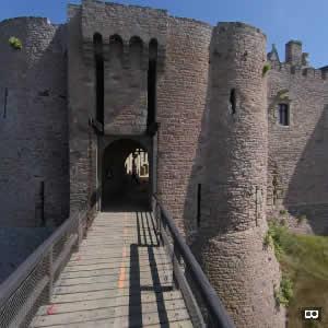 Entrons dans ce fort aux couleurs de Bretagne, le fort La Latte - Bretagne 22240 - couleursdebretagne.fr