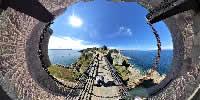Couleurs de Bretagne en Côtes d'Armor le pont levis du fort La Latte - 22240 Le fort La Latte - couleursdebretagne.fr