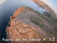 Couleurs de Bretagne la pointe de la Varde en vidéo par cerf-volant Runcam_RC_VID_0009 - 35400 La pointe de la Varde - couleurs-bretagne.fr