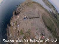 Couleurs de Bretagne la pointe de la Varde en vidéo par cerf-volant Runcam_RC_VID_0010-court - 35400 La pointe de la Varde - couleurs-bretagne.fr