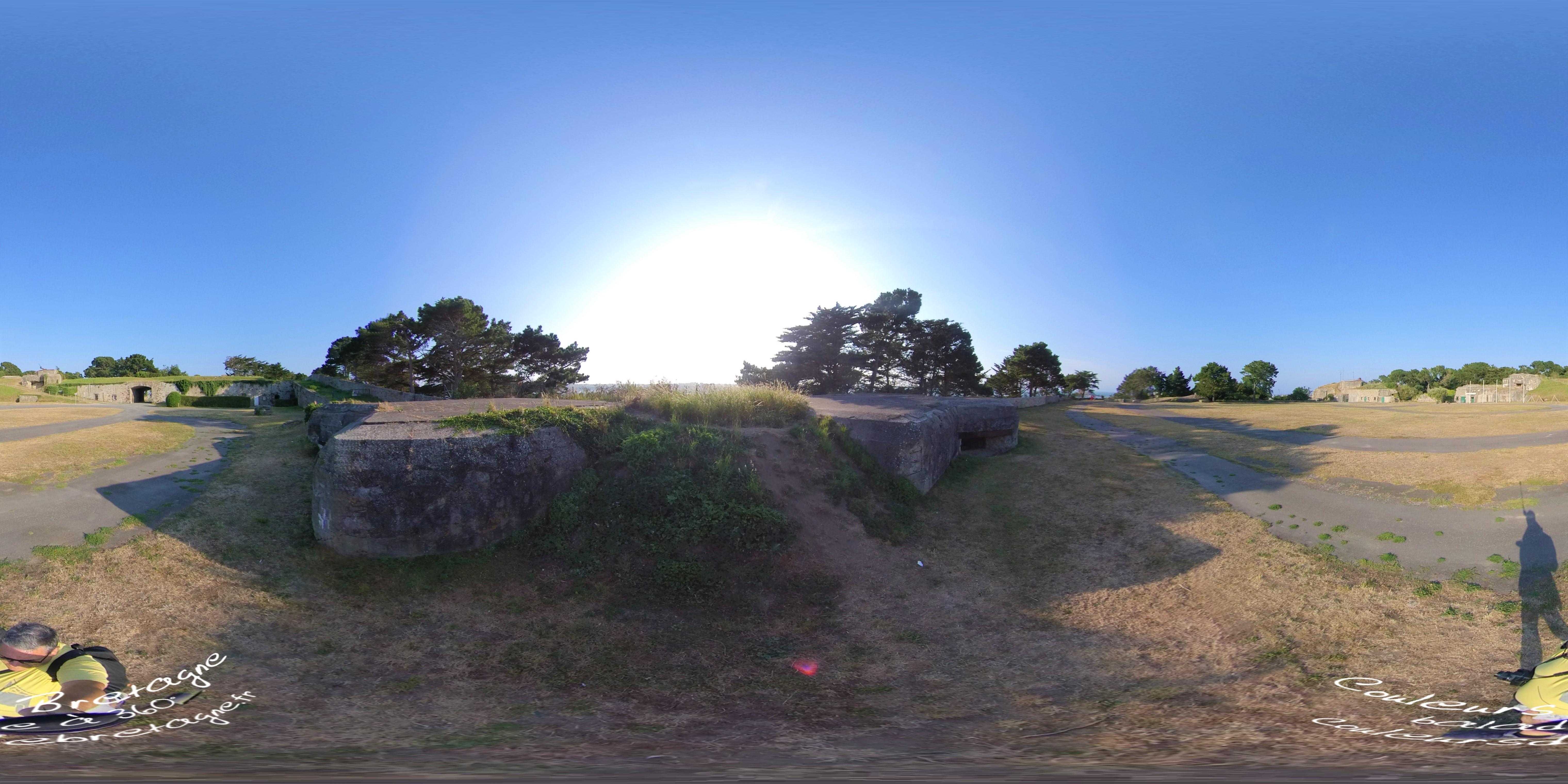 Les couleurs de Bretagne au fort La Latte - Bretagne 22240