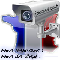 France Webcams, les webcams de France sur france-webcams.fr